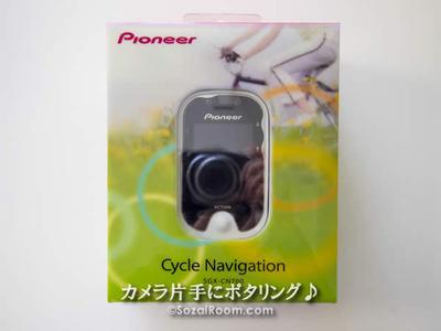 サイクルナビゲーションSGX-CN700